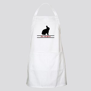 Pet the Bunny Apron