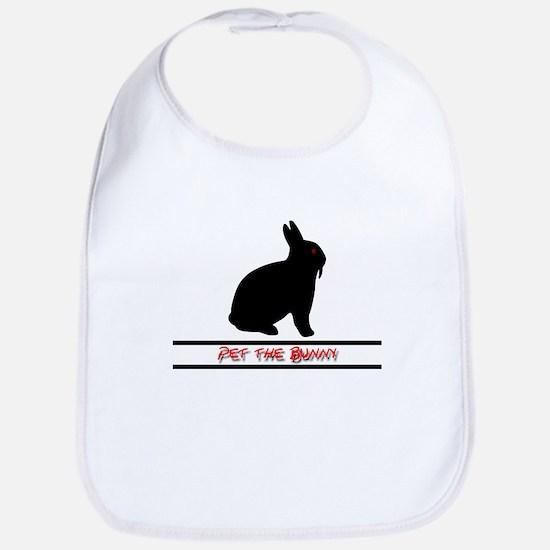 Pet the Bunny Bib