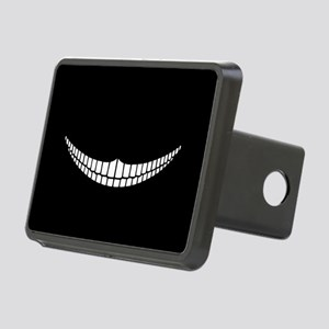 Cheshire Grin Rectangular Hitch Cover