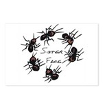 & There Where Ants... Postcards (Package of 8)