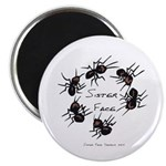 & There Where Ants... Magnet