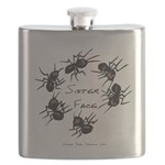 & There Where Ants... Flask