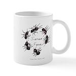 & There Where Ants... Mug