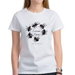 & There Where Ants... Women's T-Shirt