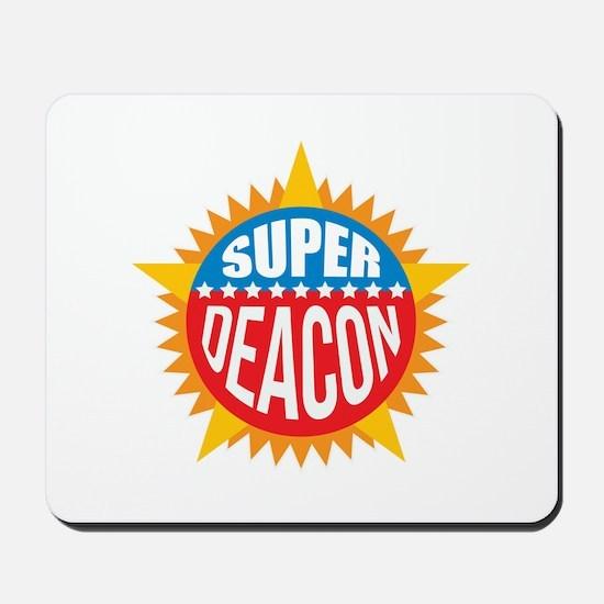 Super Deacon Mousepad