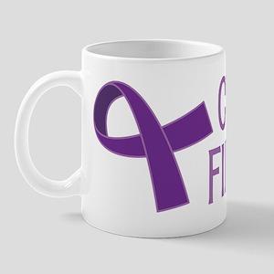 Cystic Fibrosis Awareness Mug