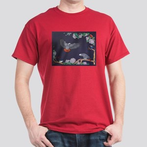 Tropical African Paradise Dark T-Shirt