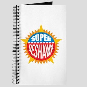 Super Deshawn Journal