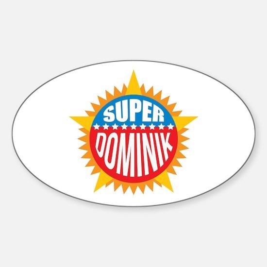Super Dominik Decal