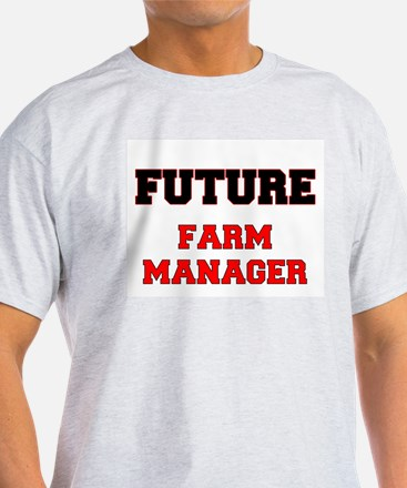 Future Farm Manager T-Shirt