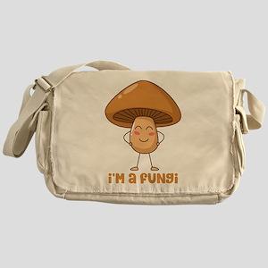 I'm A Fungi Messenger Bag
