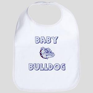 Baby Bulldog Bib