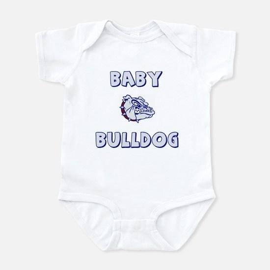 Baby Bulldog infant bodysuit