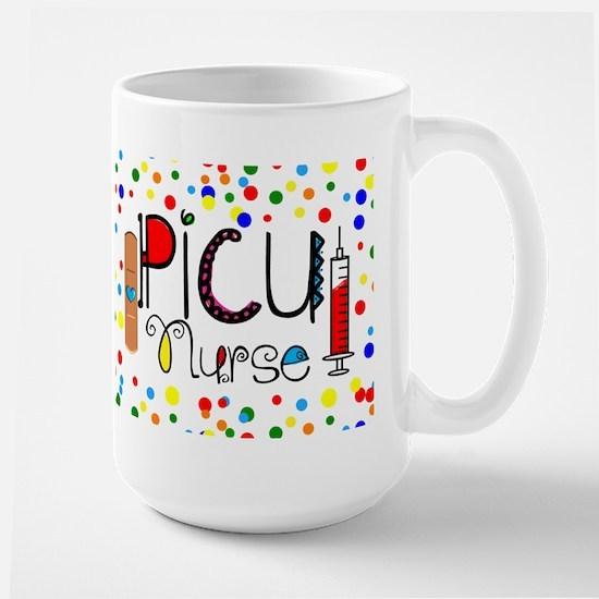 PICU Nurse Pillow Mug