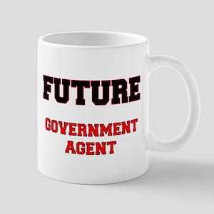 Future Government Agent Mug