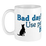Bad Day Therapy Mug