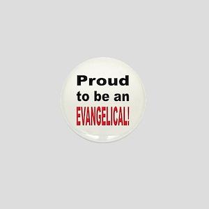 Proud Evangelical Mini Button