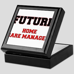Future Home Care Manager Keepsake Box