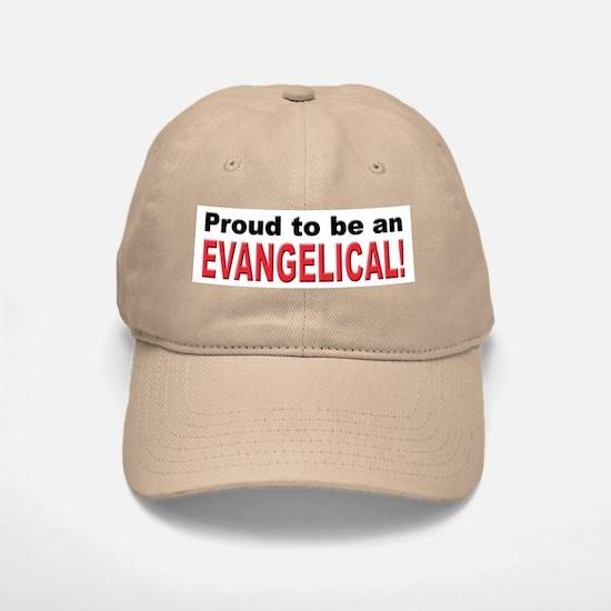 Proud Evangelical Baseball Baseball Cap