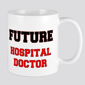 Future Hospital Doctor Mug