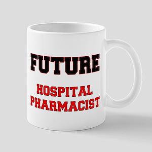 Future Hospital Pharmacist Mug