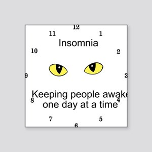 insomnia Sticker