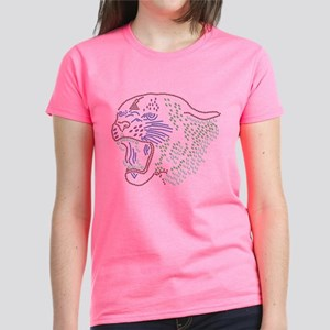 Cheetah Women's Dark T-Shirt