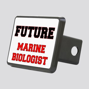 Future Marine Biologist Hitch Cover