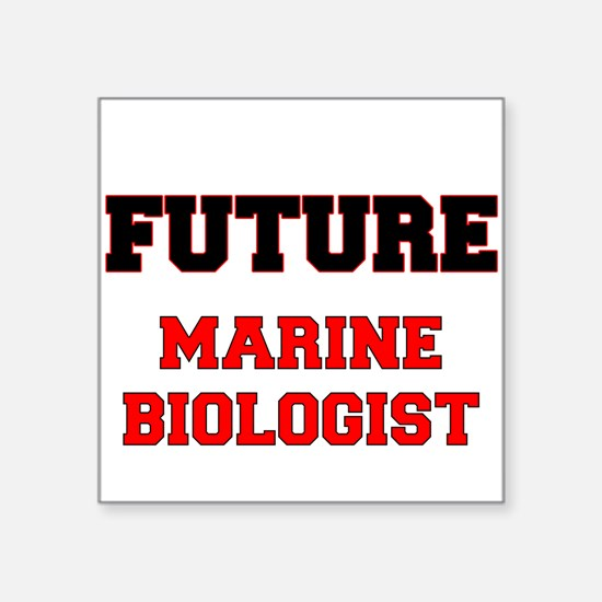Future Marine Biologist Sticker
