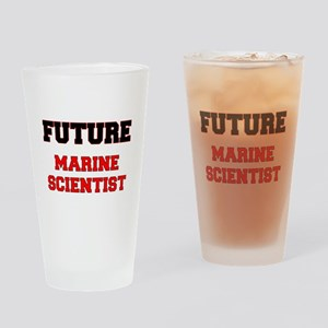 Future Marine Scientist Drinking Glass