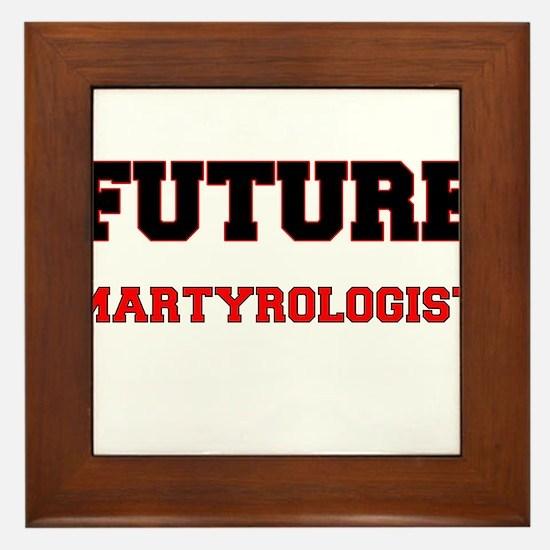 Future Martyrologist Framed Tile