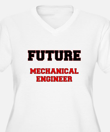 Future Mechanical Engineer Plus Size T-Shirt