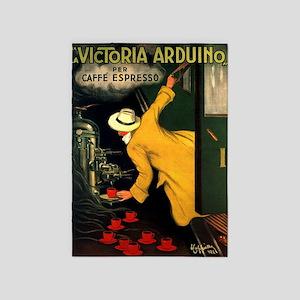 Victoria Arduino, Caffe Espresso, Vintage Poster 5