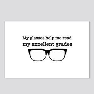 Good grades Postcards (Package of 8)