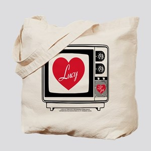 TV Lucy Tote Bag