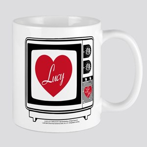 TV Lucy 11 oz Ceramic Mug