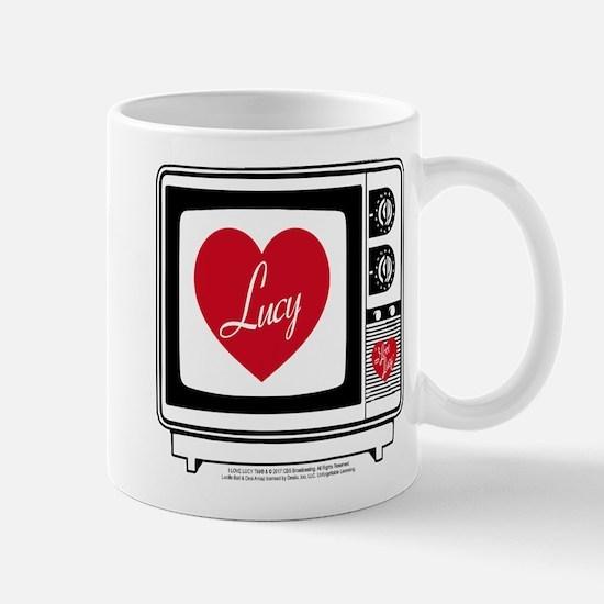 TV Lucy Mug