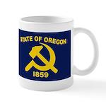 New Oregon Flag Mug