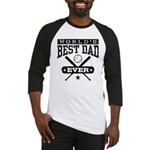 World's Best Dad Ever Baseball Baseball Jersey