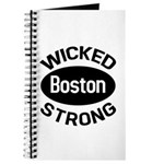 Boston Wicked Strong Journal