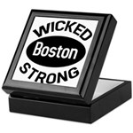 Boston Wicked Strong Keepsake Box