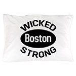 Boston Wicked Strong Pillow Case