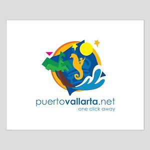 PuertoVallarta.net Logo Posters