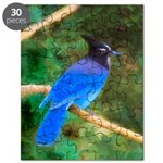 Steller's Jay Puzzle
