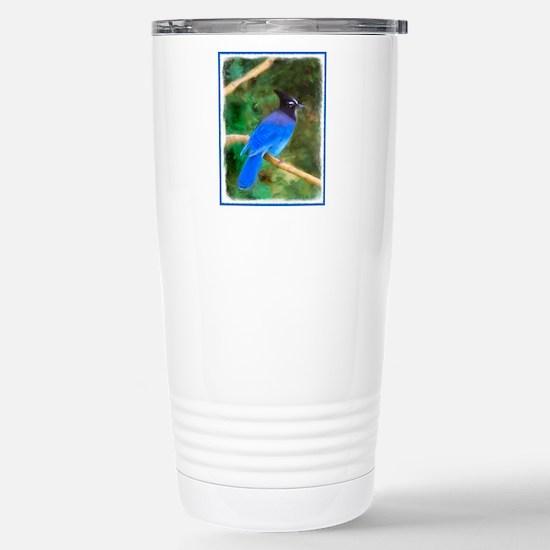Steller's Jay Travel Mug
