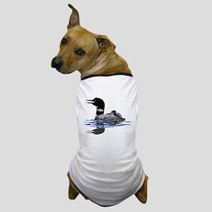 Calling Loon Dog T-Shirt