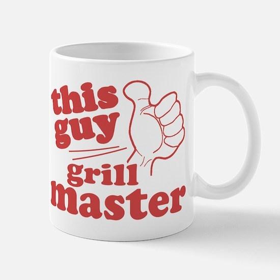 Grill Master Mug