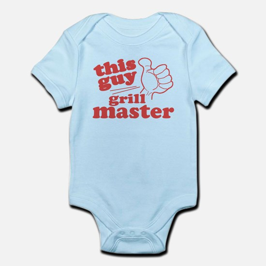 Grill Master Body Suit