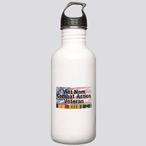 VN Combat Vet Water Bottle