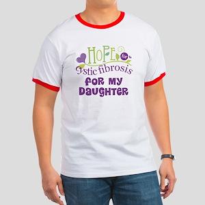 Daughter Cystic Fibrosis Hope Ringer T